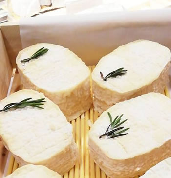 fromage chèvre saint henri Place aux fromages Fromager Langon