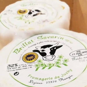 fromage brillat savarin triple crème Place aux fromages fromager Langon